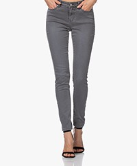 Repeat Skinny Stretch Jeans - Middengrijs