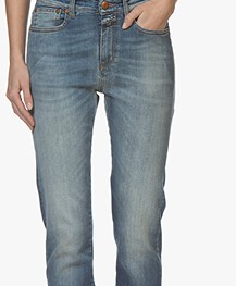 Closed Britney Super Stretch Selvedge Jeans - Blue