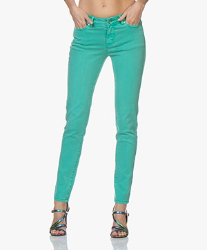 Repeat Skinny Jeans - Emerald