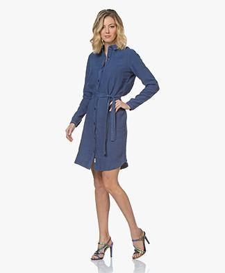 Josephine & Co Cato Shirt Dress - Jeans Blue