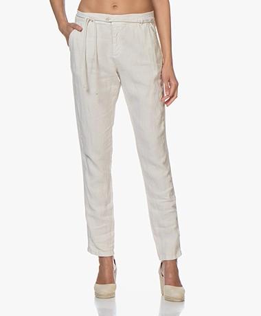 Josephine & Co Bibian Linen Pants - Stone