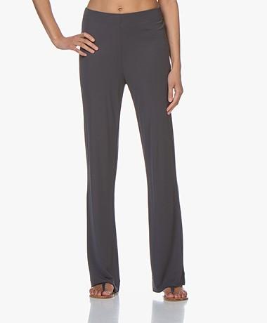 Kyra & Ko Kess Tech Jersey Pants - Graphite