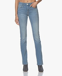 FRAME Le Mini Boot Stretch Jeans - Zuni