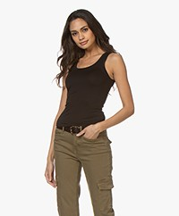 Organic Basics Tencel Soft Touch Tank Top - Black
