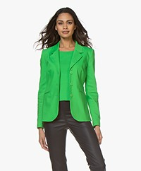 Kyra & Ko Julotte Tailored Blazer - Green