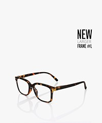 IZIPIZI  READING #L Reading Glasses - Tortoise