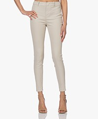 Drykorn Winch Skinny Coated Pants - Beige