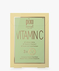 Pixi Vitamin C Energizing Infusion Sheet Mask