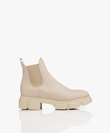 Copenhagen Studios Korte Leren Chelsea Boots - Nature