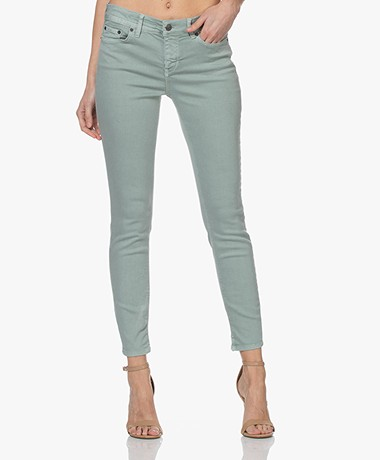 Drykorn Need Stretch Skinny Jeans - Sage Green