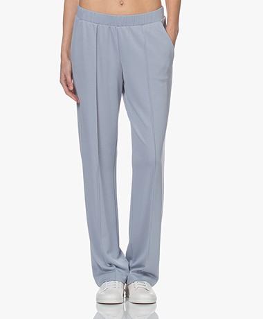 HANRO Pure Comfort Loose-fit Sweatpants - Cloud Dancer