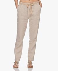 Josephine & Co Louis Linen Pants - Sand