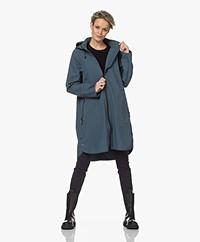 Ilse Jacobsen RAIN128 Softshell Regenjas - Orion Blue