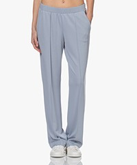 HANRO Pure Comfort Loose-fit Sweatpants - Cloud Dancer