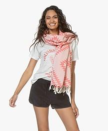 Bon Bini Hamam Towel Benge 180cm x 90cm - Coral