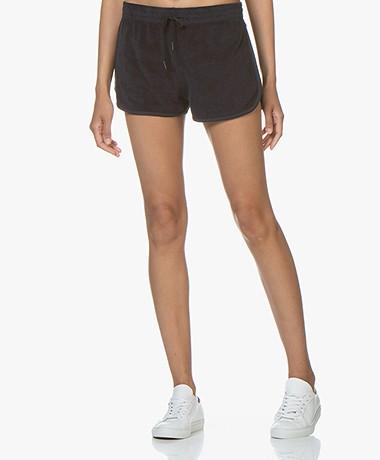 Filippa K Soft Sport Terry Jersey Short - Navy