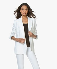 Filippa K Grace Belted Blazer - White