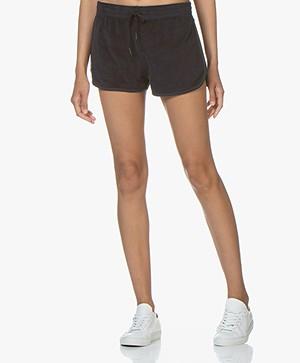 Filippa K Soft Sport Terry Jersey Shorts - Navy