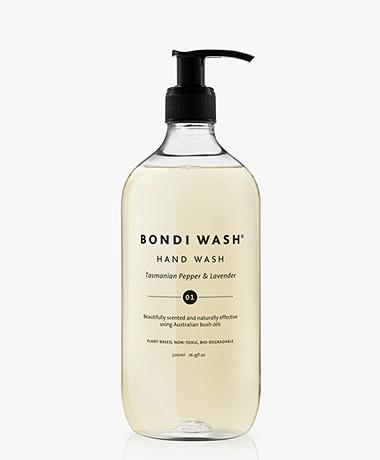 Bondi Wash 500ml Hand Wash - Tasmanian Pepper & Lavender