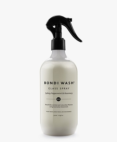 Bondi Wash 500ml Glass Cleaning Spray - Sydney Peppermint & Rosemary