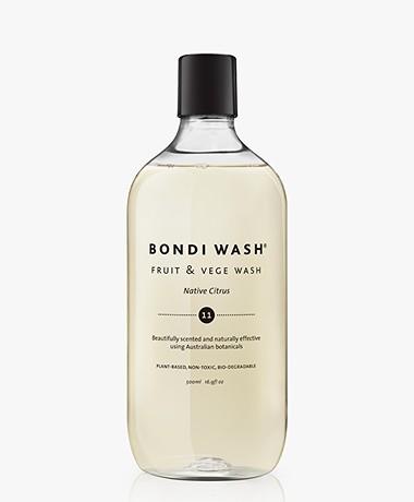Bondi Wash 500ml Fruit & Vege Wash - Citrus