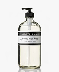 Marie-Stella-Maris Hand & Body Wash - No.73 Poivre Noir Frais