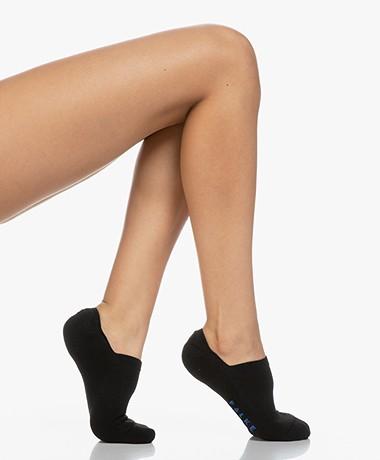 Falke Cool Kick No Show Sokken - Zwart