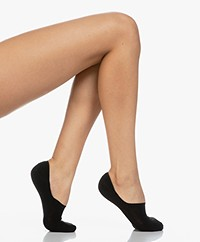 FALKE Invisible Sneaker Socks - Black