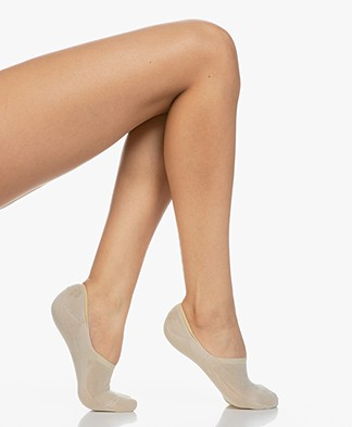 FALKE Invisible Sneaker Socks - Cream