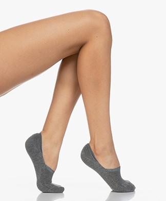 FALKE Invisible Sneaker Sokken - Grijs