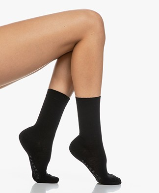 FALKE Softmerino Socks - Black
