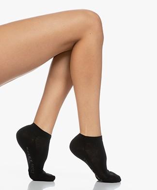 Falke Dames Sneakersokken - Zwart