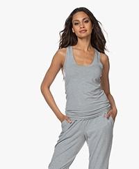 Hanro Modal Yoga Tanktop - Grit Melange