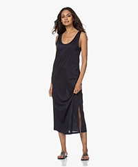 HANRO Laura Jersey Maxi Dress - Midnight