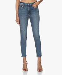 Rag & Bone Nina High-Rise Ankle Skinny Jeans - Copper Hill