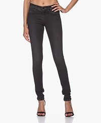 Denham Spray Super Tight Fit Jeans - Black