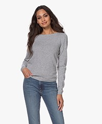Resort Finest Forte Round Neck Pullover - Grey