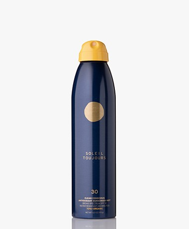 Soleil Toujours Clean Conscious Antioxidant Zonnebrand Spray - SPF 30