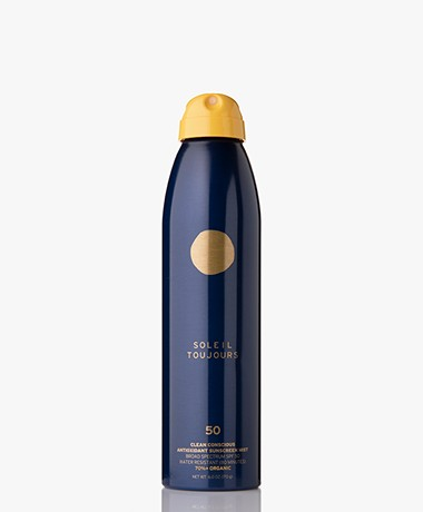 Soleil Toujours Clean Conscious Antioxidant Zonnebrand Spray - SPF 50