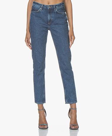 American Vintage Remoday 5-Pocket Jeans - Blue Dusty