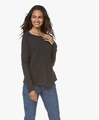 American Vintage Sonoma Sweatshirt - Anthracite Melange