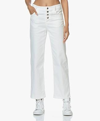 Marie Sixtine Andrea Straight-leg Jeans - Jasmine
