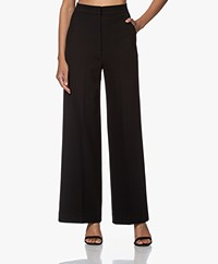Les Coyotes de Paris Carmen Twill Pants - Black