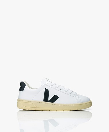 Veja Urca 'Cotton Worked as Leather' Sneakers - White Nautico Butter