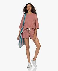Speezys Amsterdam Terry Jersey Shopper - Stripe