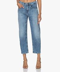 Drykorn Shelter O-Shape Jeans - Blue