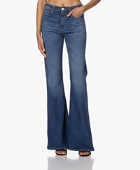 Closed Rawlin Flared Jeans - Dark Blue
