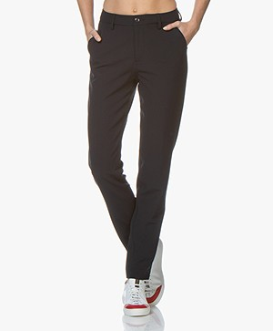 Closed Jack Twill Pants - Dark Night