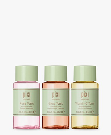 Pixi Best of Tonics - Rose/Glow/Vitamin-C