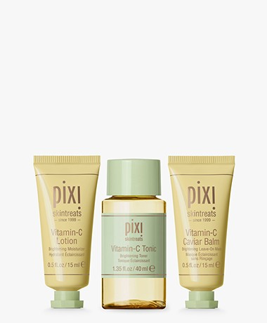 Pixi Best of Vitamin-C Skin Care Set - Travel Set